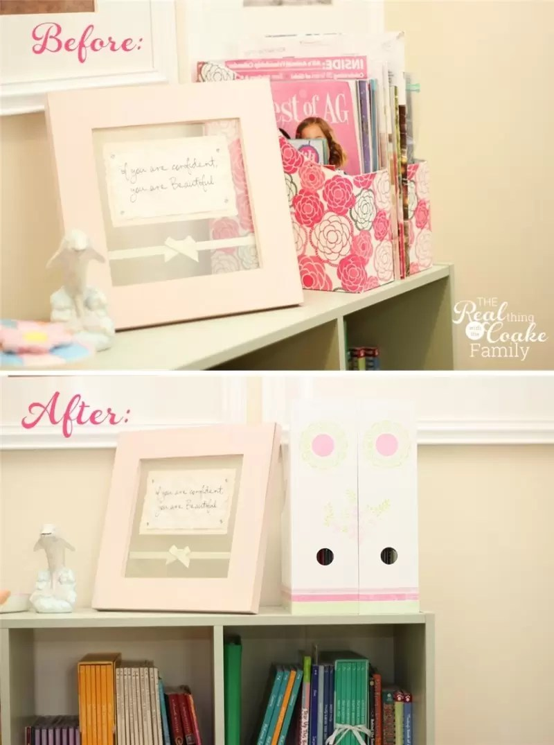 Diy Magazine Holder Wall | Diydrywalls org