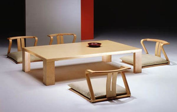 Japanese Dining Room Design