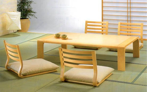 Japanese Traditional Dining Room