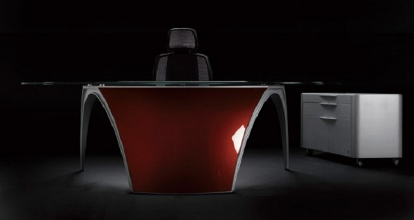 Modern And Futuristic Desk For Home Office