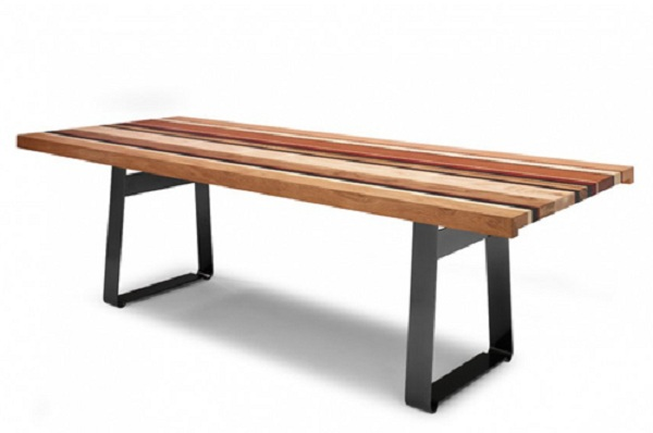 Unique Wooden Dining Table