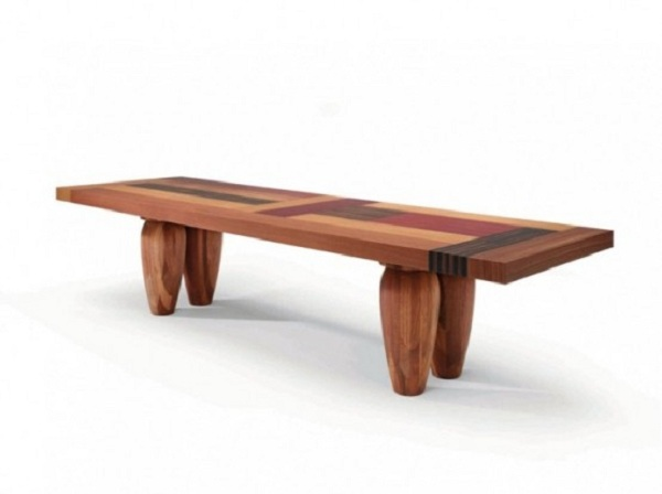 Unique Wooden Dining Table Inspiration