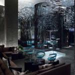 luxury hotel accommodation