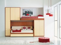 Bunk Bed Ideas For Small Rooms - Home Design Inside