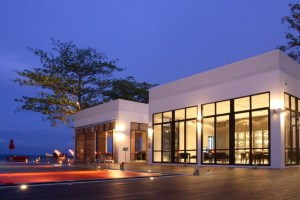 Library Resort Design with Unique Ideas by Tirawan Songsawat in Thailand Part I
