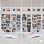 library resort building