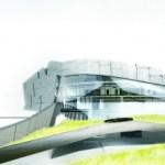 unique concept campus building