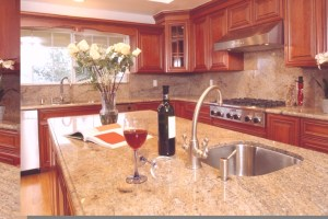 Kitchen Countertops for home interiors