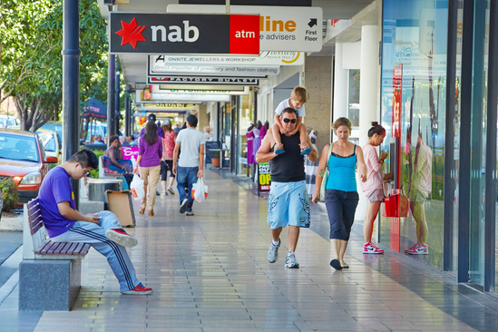 Despite competition from online stores, there is still good value in buying retail properties