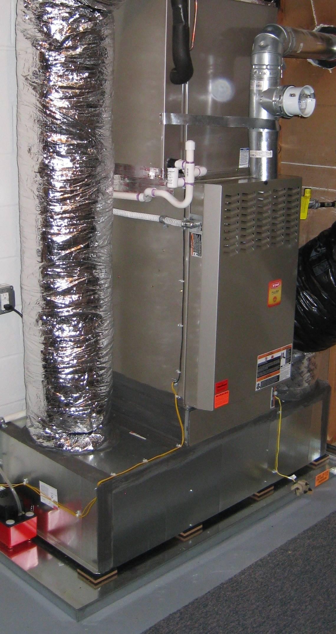 Gas Furnace Installation, Charlotte, NC