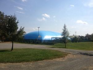 Crozet Pool Dome