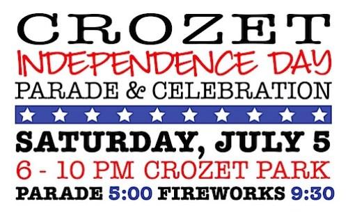 Crozet Fireworks & Independence Day Celebration - 2014