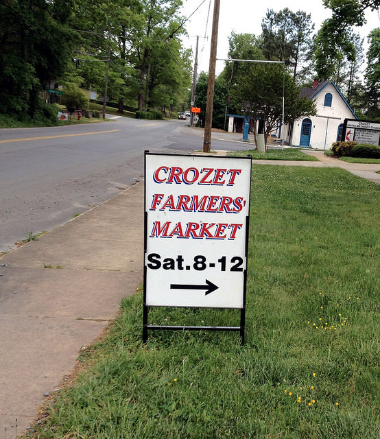 Crozet Farmers Market