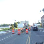 Crozet Streetscape - 5 September 2014