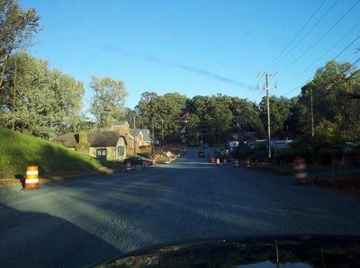 Jarman s Gap  October 2011