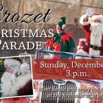 Crozet Christmas Parade - Photo from Crozet Gazette