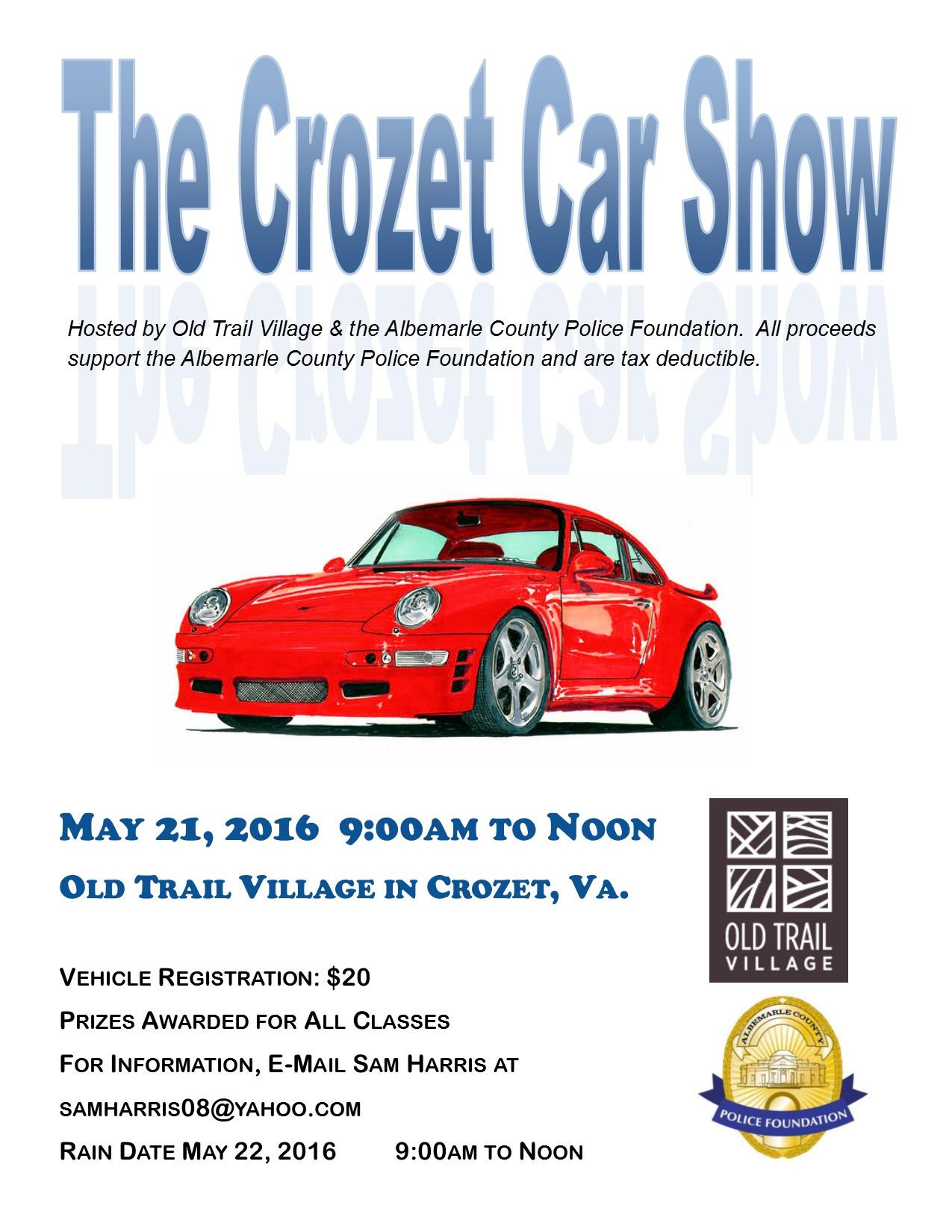 Crozet Car Show