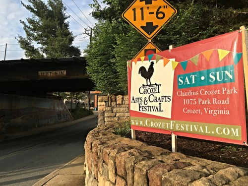 Crozet Arts & Crafts Festival