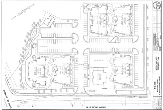 The Vue in Downtown Crozet - Preliminary Site Plan