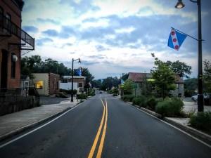 Downtown Crozet