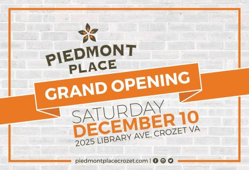 Piedmont Place - Grand Opening