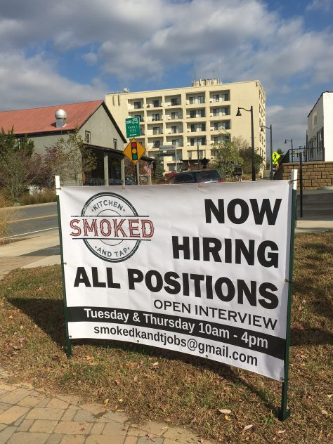 Smoked is hiring