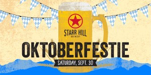 Oktoberfest at Starr Hill