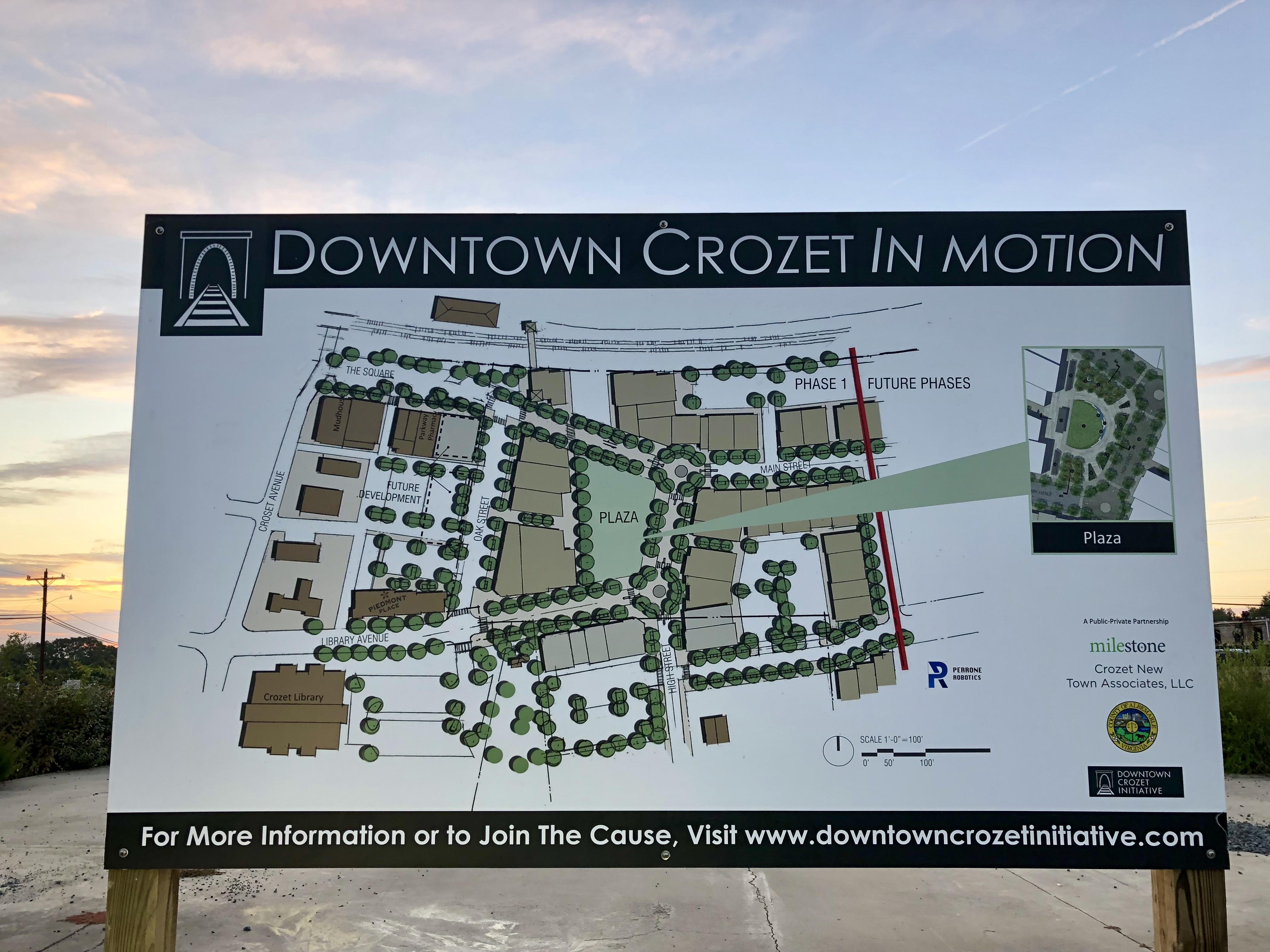 Downtown Crozet Initiative