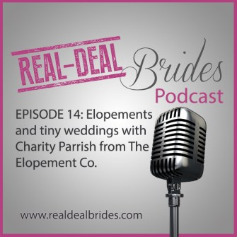 Elopements and Tiny Weddings with Charity Parrish