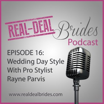 Wedding Day Style with Pro Stylist Rayne Parvis
