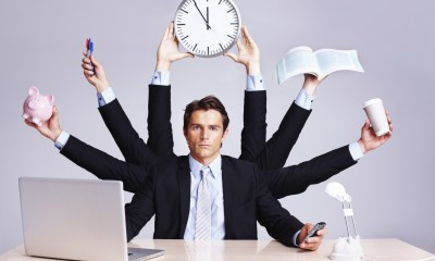 Productivity- 11 Productivity Tricks Small-Business Owners Can Use To Get More Done Every Day