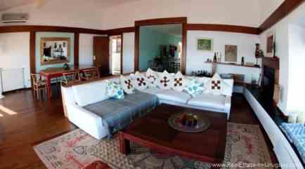 Modern Designer House - Living Room 2