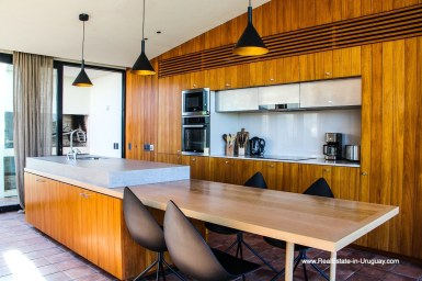 Kitchen3 of Harmonious and Unique Lifestyle by the Ocean in Las Carcavas