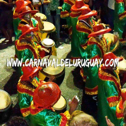 Carnival 2014 in Uruguay