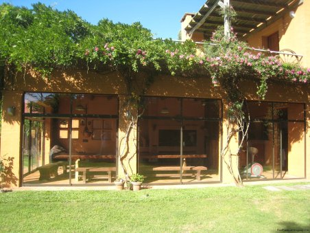 5740-Courtyard-of-Stone-House-La-Arbolada
