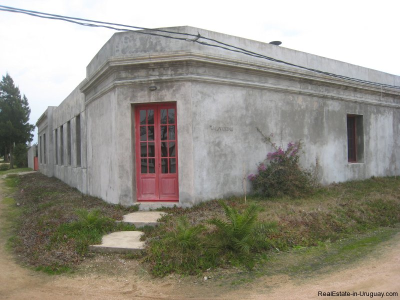 Typical House in PueGarzon-Garzon-Uruguay