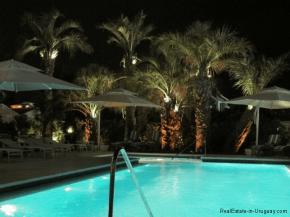5045-Beach-House-La-Barra-Pool-at-Night