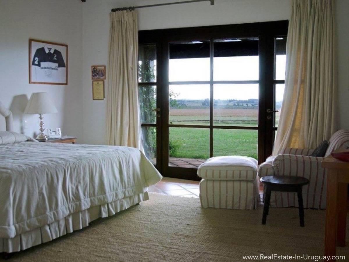 Estancia on 397HA Land Guest Bedroom