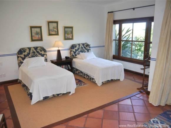 Estancia on 397HA Land Guest Bedroom2