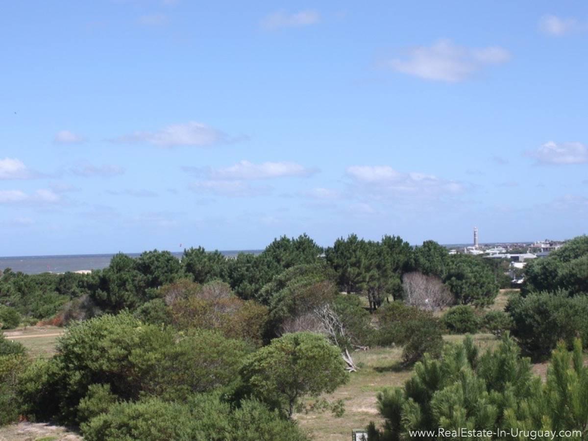 Beach House in Jose Ignacio Landscape and View