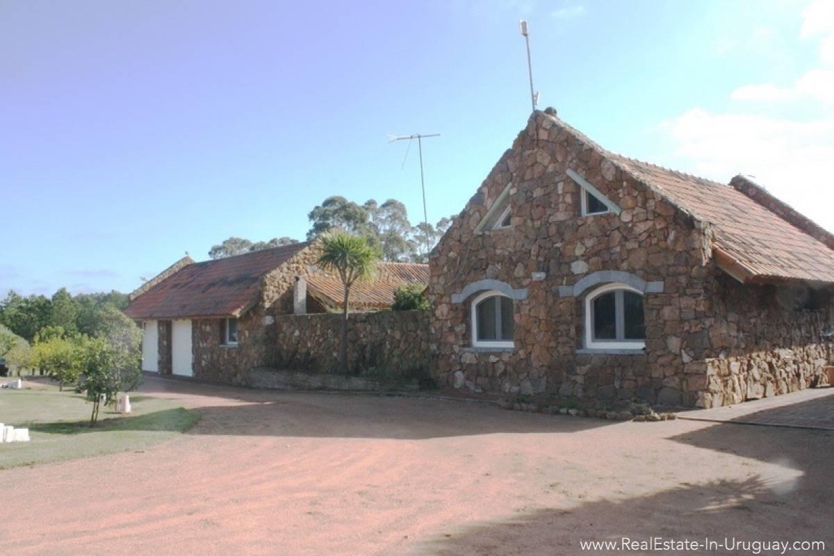 Estancia in Jose Ignacio - Front of House