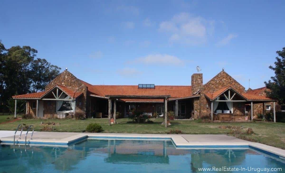 Estancia in Jose Ignacio - House with Pool