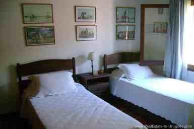 Smaller Estancia off Ruta 104 - Guest Bedroom
