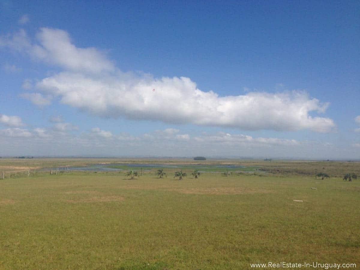 1000 Ha Chacra near Cabo Polonia - Land