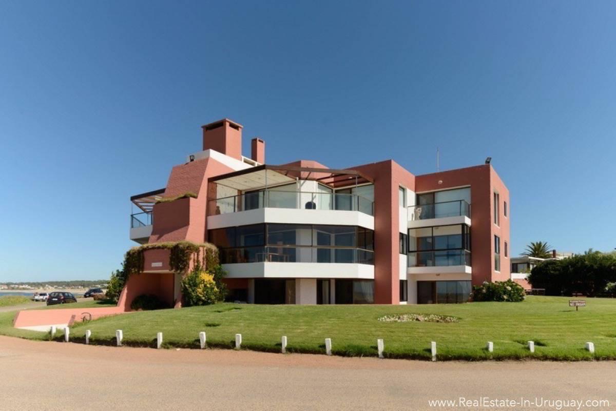 Ocean Front Apartment - Building