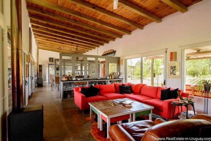 Ranch Style Home in El Quijote