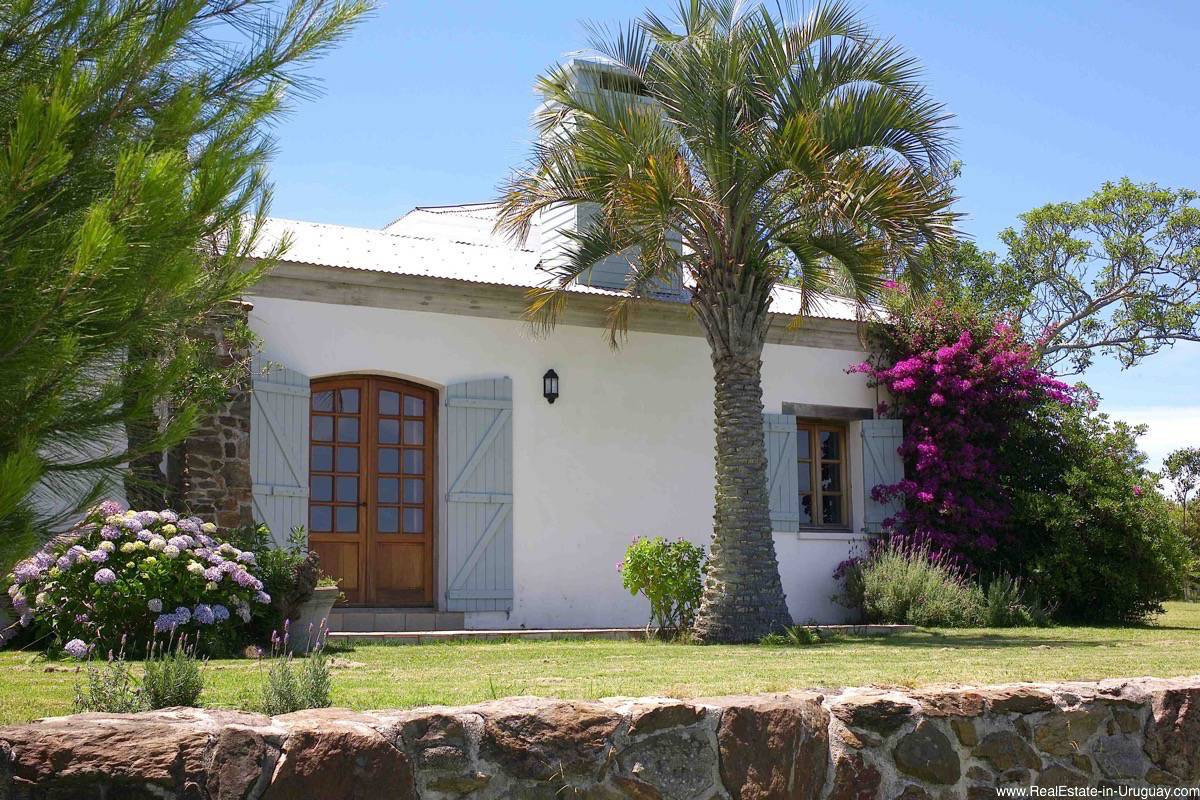 Restored Historic Estancia in Rocha