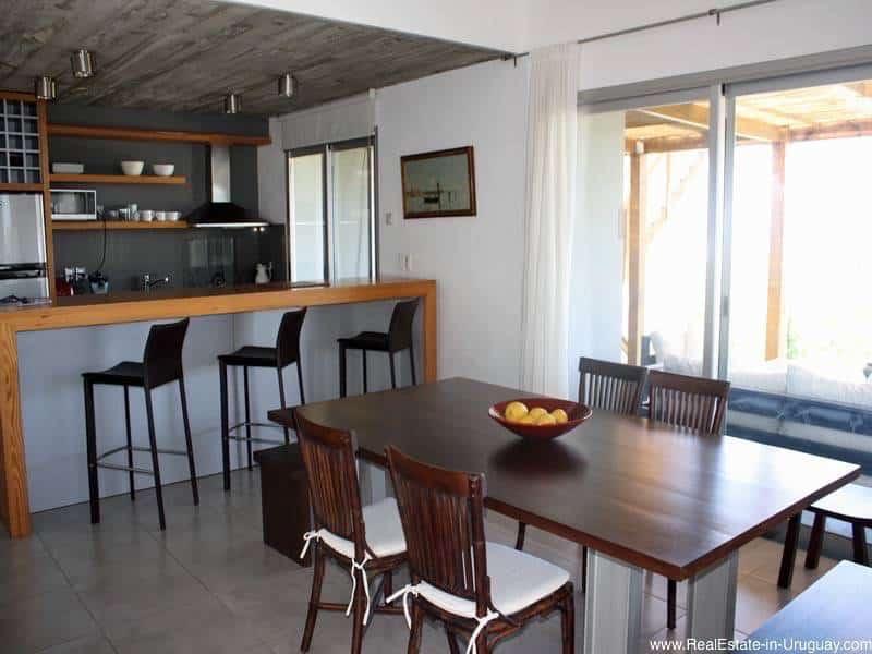 Modern El Chorro Home with Sea Views