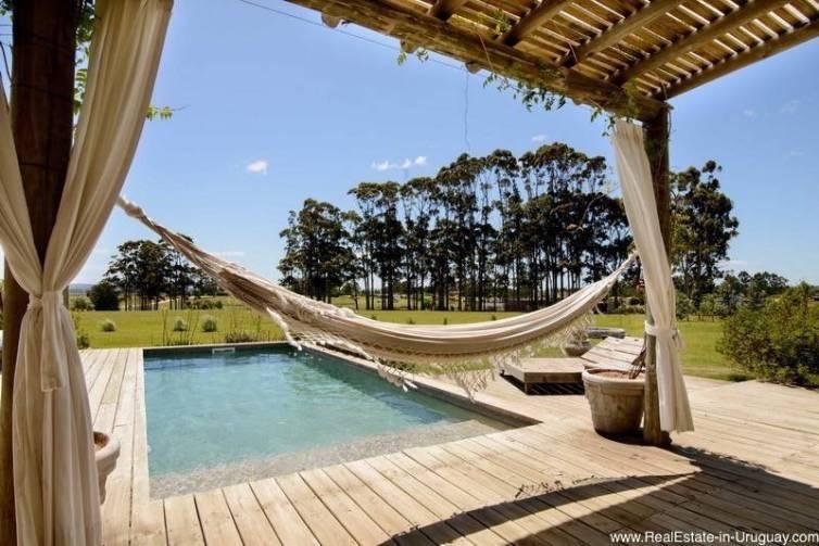 5261 Country Home near La Barra - Pool