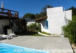 Beach House with Casita in Punta Ballena